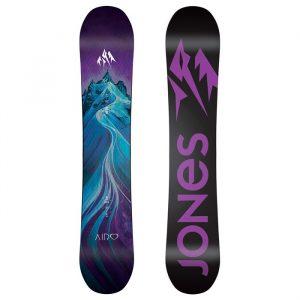 jones airharte snowboard 2021 women női
