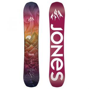 jones dream catcher snowboard women női