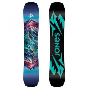jones twin sister snowboard 2021 women női