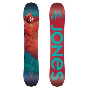 jones dream catcher snowboard női 2019