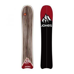 Jones hovercraft Splitboard