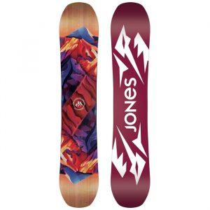 Jones Twin sister snowboard női