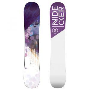 nidecker angel snowboard 2019 women női