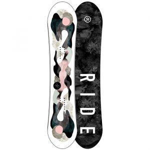 ride compact snowboard 2018 women női