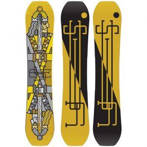 yes jackpot snowboard 2020